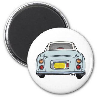 Nissan Figaro - Pale Aqua Magnet