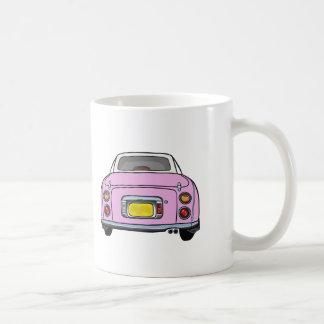 Nissan Figaro - Pink Car Mug