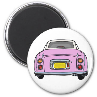 Nissan Figaro - Pink Magnet