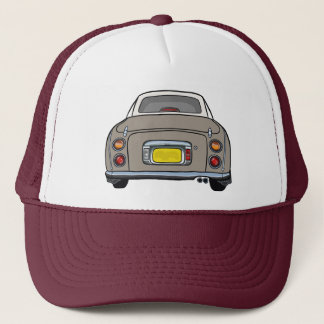 Nissan Figaro Topaz Mist Trucker Cap
