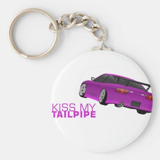 Nissan S13 (180sx/200sx/240sx) Basic Round Button Key Ring
