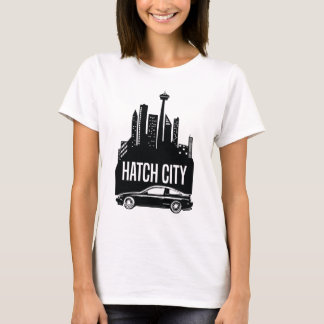 Nissan S13 240SX HATCH CITY T-Shirt