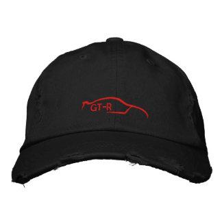Nissan Skyline GT-R Embroidered Baseball Cap