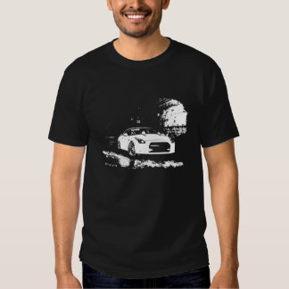 Nissan Skyline GT-R Front View Shirts