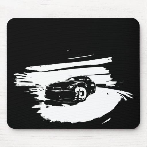 Nissan Skyline GT-R Mouse Pad