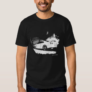 Nissan Skyline GT-R Rear View Shirt