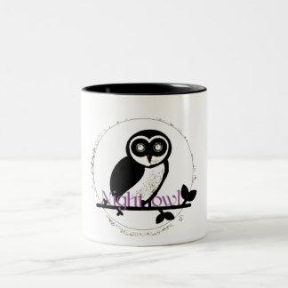 nite owl mug