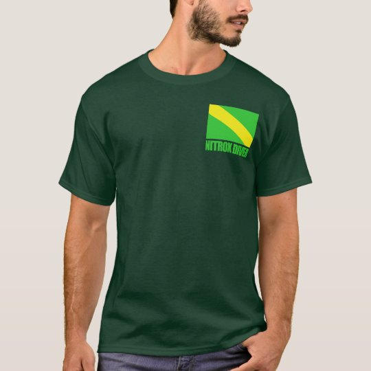 Nitrox Diver Apparel T-Shirt