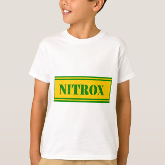 NITROX DIVING LOGO BOTTLE NITRO SCUBA DIVER Tshirt