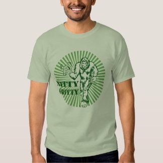 Nitty Gritty green T Shirt