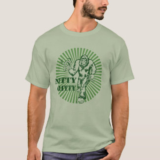 Nitty Gritty green T-Shirt