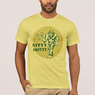 Nitty Gritty mustard T-Shirt