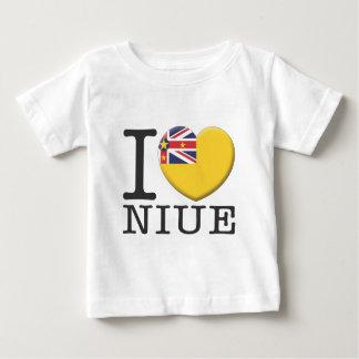 Niue Baby T-Shirt