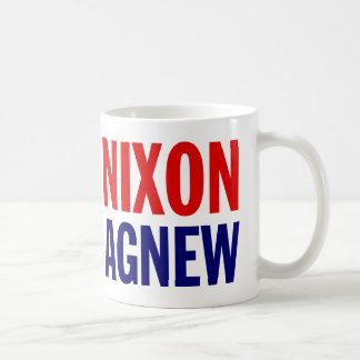 Nixon Agnew Coffee Mug