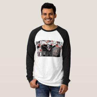 Nixon Floral Backdrop T-Shirt
