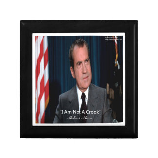 Nixon & Not A Crook Quote Gift Box