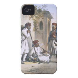Nizamior, Regular Troops of the Turkish Army at Ka iPhone 4 Case