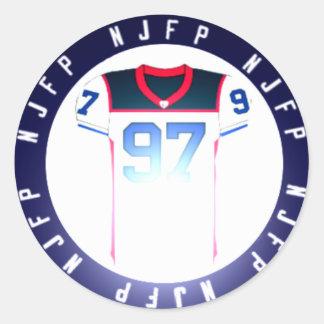 NJFP sticker