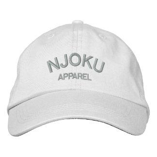 Njoku Apparel Logo Cap. Embroidered Hat