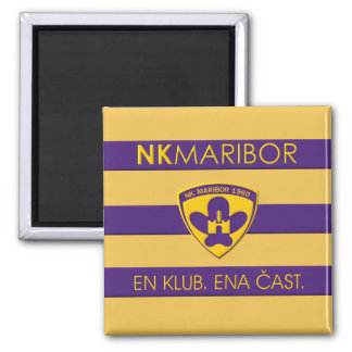 NK Maribor Square Magnet