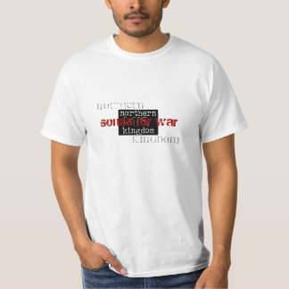 nk, northern, kingdom, songs for war T-Shirt