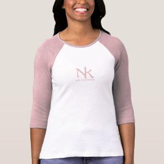 NK Pink Classic Logo Shirt - Womens