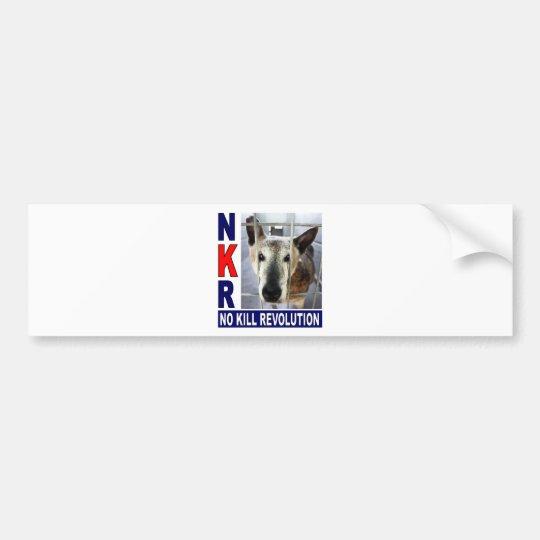 NKR Bumper Sticker