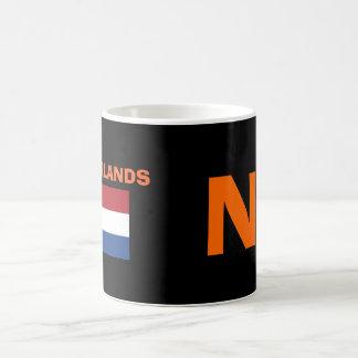 NL Netherlands Country Code Mug