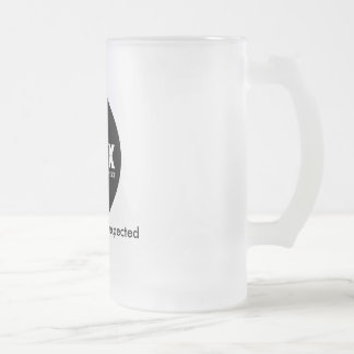 NLX Frosted Mug
