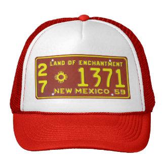 NM59 MESH HATS