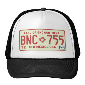 NM78 TRUCKER HAT