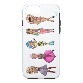 NM Characters: The Boys iPhone 7 Case