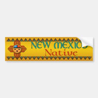 NM Native Bumper Sticker
