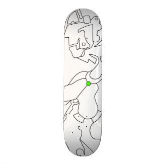 Nmu´uc Skateboard 06 sketch version