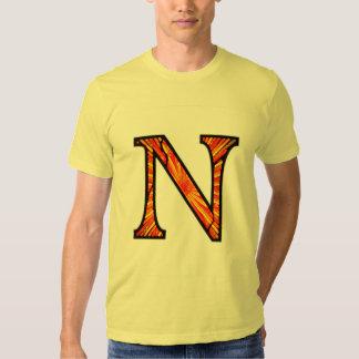 Nn Illuminated Monogram t-shirt