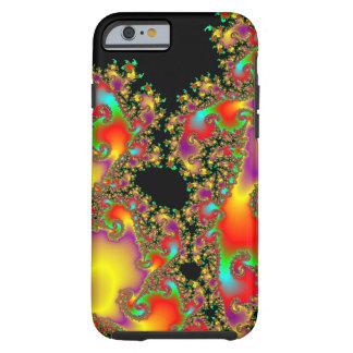 NO2 Fractal iPhone 6 case Tough iPhone 6 Case
