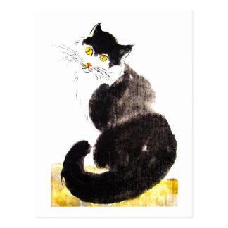 No.06 * cat art postcard * Cat kind Postcard