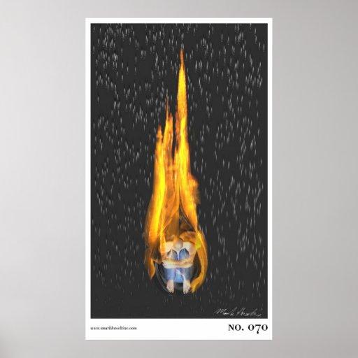 No. 070 poster