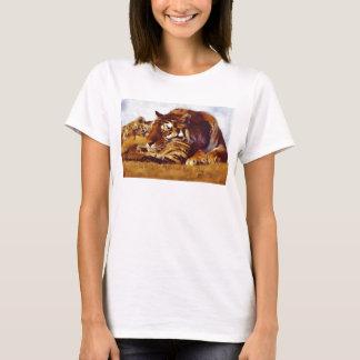 NO.099 Sleeping Tigers T-Shirt