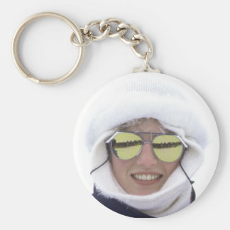 No.108 Princess Diana Klosters Keychains