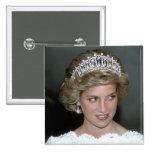 No.114 Princess Diana USA 1985 Buttons