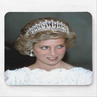 No.114 Princess Diana USA 1985 Mousepads