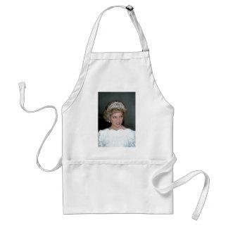 No.114 Princess Diana USA 1985 Standard Apron