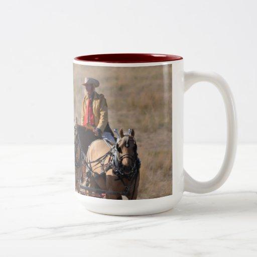 # No 11 Wraparound Mug , Custer - Montana