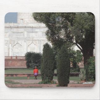 No.121 Princess Diana Taj Mahal 1992 Mousepads