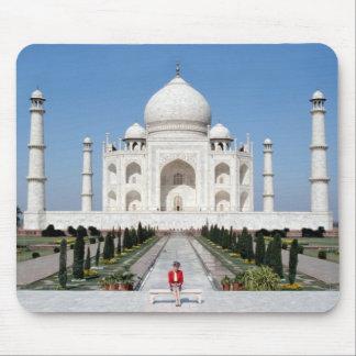 No.123 Princess Diana Taj Mahal 1992 Mouse Mat