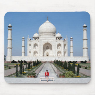 No.123 Princess Diana Taj Mahal 1992 Mouse Pad