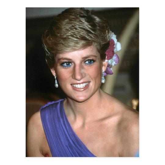 No.146 Princess Diana Thailand 1988 Postcard