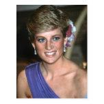 No.146 Princess Diana Thailand 1988 Postcards