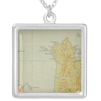 No 14 Catanduanes Silver Plated Necklace